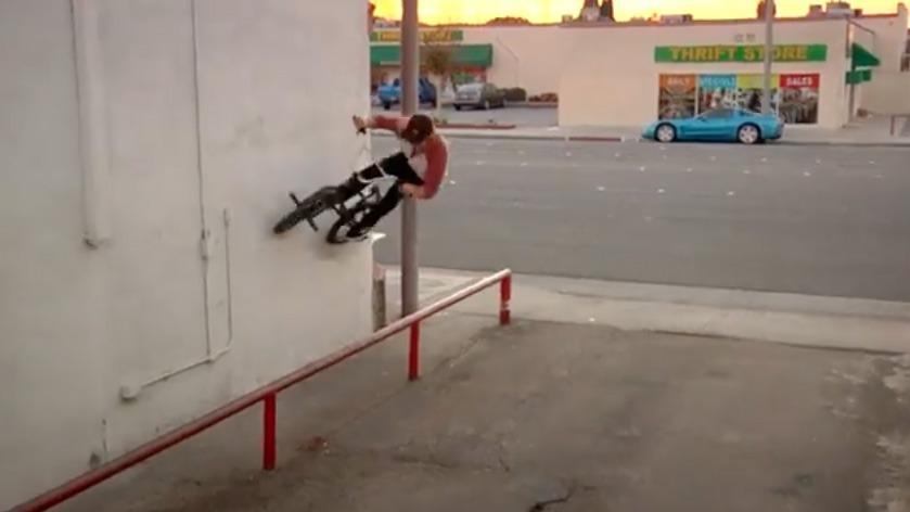 FIEND BMX: Ty Morrow Signature Frame V2 Promo