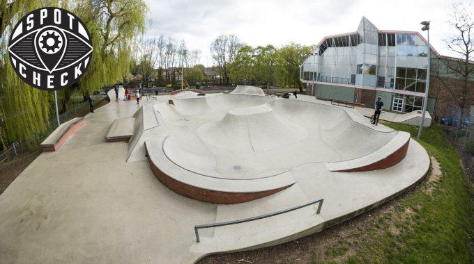 SPOT CHECK: Winchester Skatepark