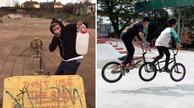 FRIDAY RANDOMS: The 10 BMX Commandments