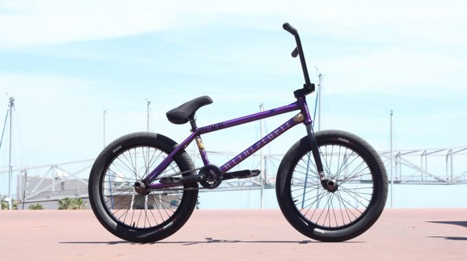 NICE SET UP: Wethepeople BMX - Jordan Godwin
