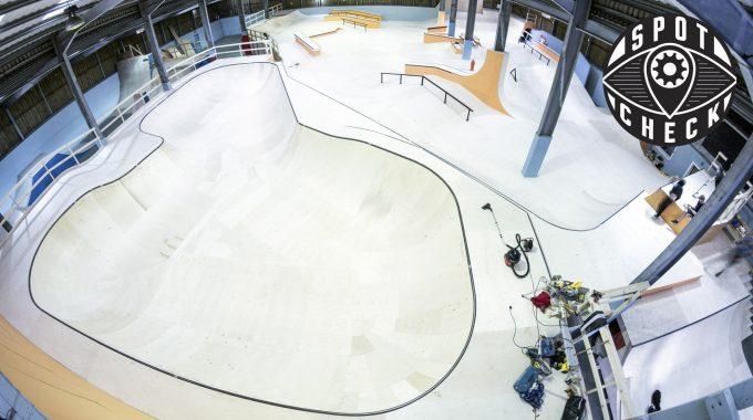 SPOT CHECK: Mount Hawke Skatepark