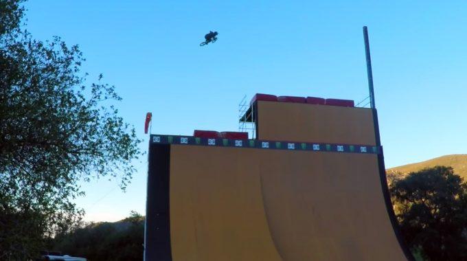 MAT HOFFMAN: Big Air DIY Secret Ninja Edit 43