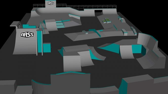 NASS X Worlds: Course and Rider Update