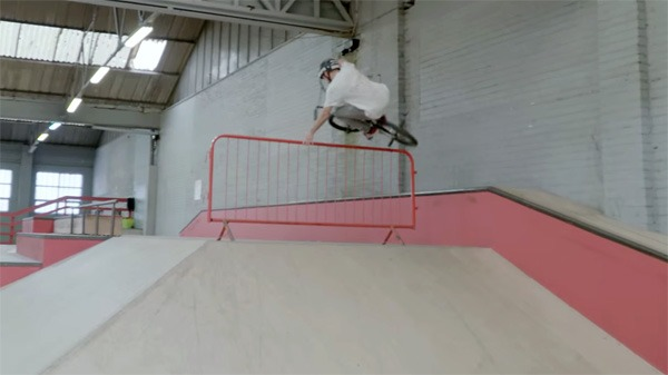 MONGOOSE: Paul Ryan at Rampworx Street Plaza