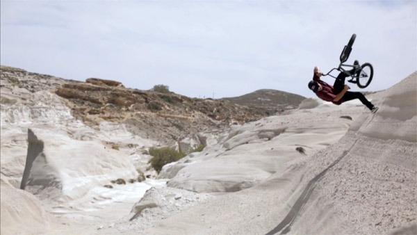 RED BULL: Sergio Layos and Panos Manaras - Aegean Adventure part 2