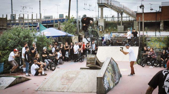 TALL ORDER: BMX Jam 2016