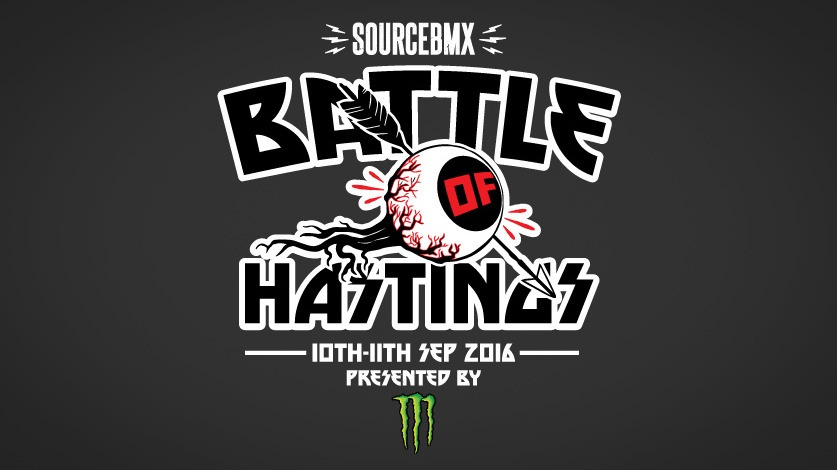 BATTLE OF HASTINGS: New Contest at Source Park