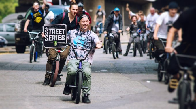 THE STREET SERIES: BMX Day 2016 Liverpool