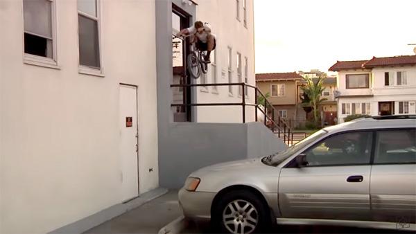 FIT BIKE CO: Jordan Hango – The Hangman Frame Promo