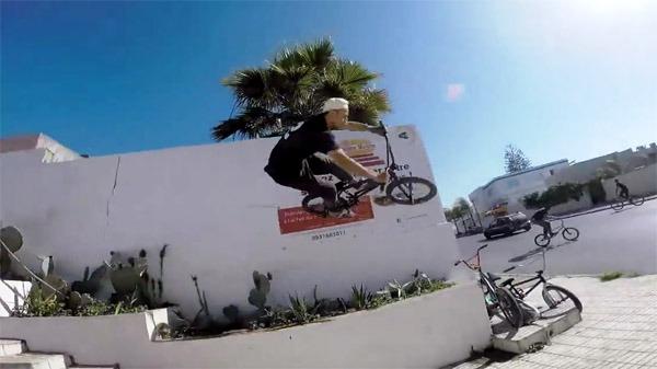 MOROCCO BMX: Rabat Street Jam 2016