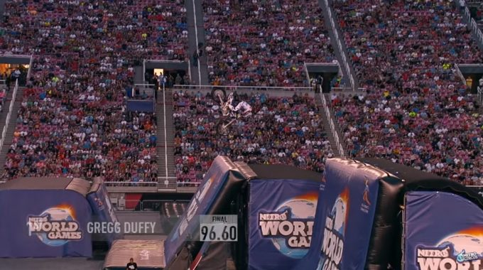 OFF TOPIC: Nitro Circus - The Quest for the FMX Double Front Flip