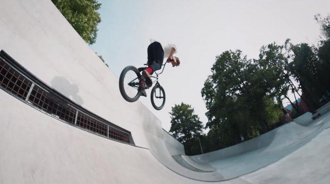 PARBMX: Kārlis Leitis - Welcome To The Team