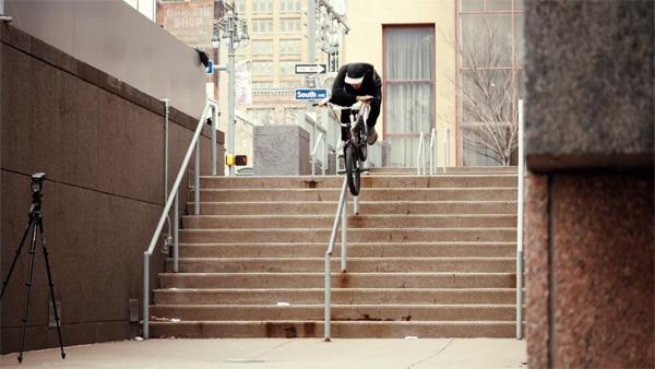 KINK BMX: Dan Coller - Titan Frame