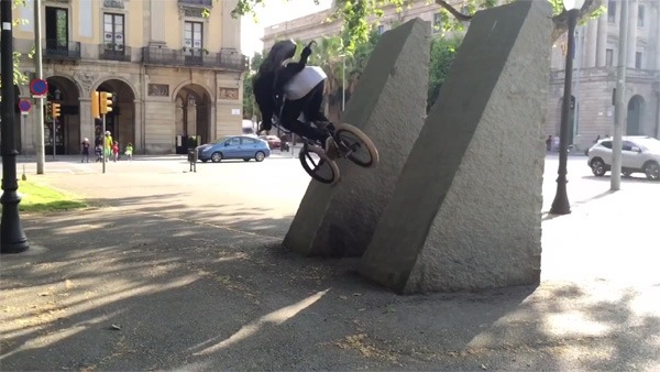 REED STARK: Safari - Barcelona part 1