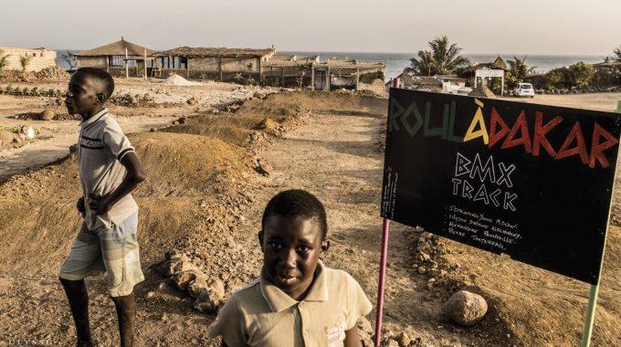 ROULADAKAR: Taking BMX to Dakar