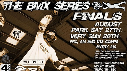 The BMX Series: Finals