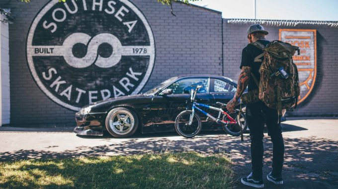 MARK WEBB: From Two Wheels to Four