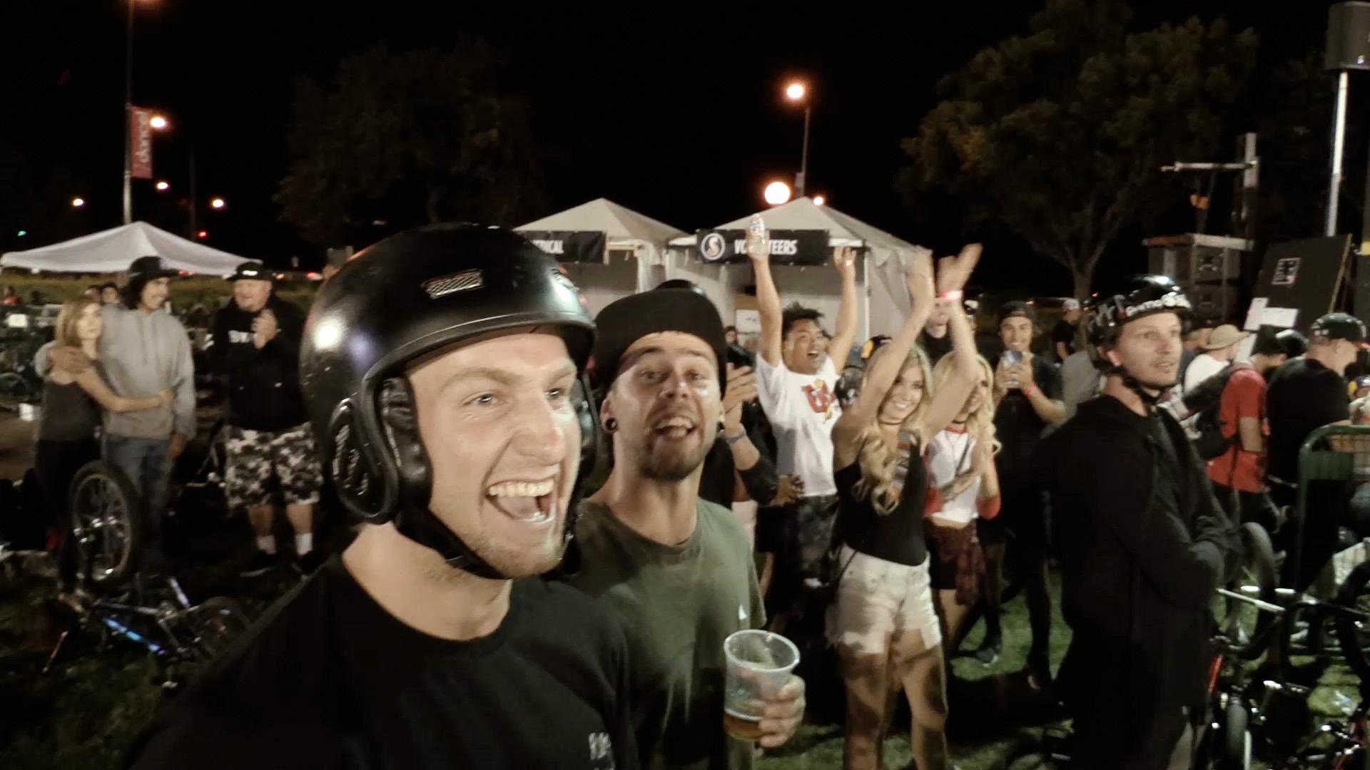 FISE WORLD: Denver - Day 1 - Reactions & Shenanigans