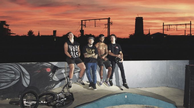 EUROVOCAL: Vocal BMX Tour