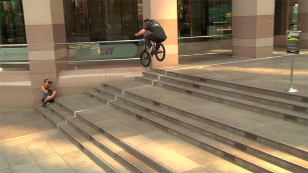 FIEND BMX: Ty Morrow - No Bicycles