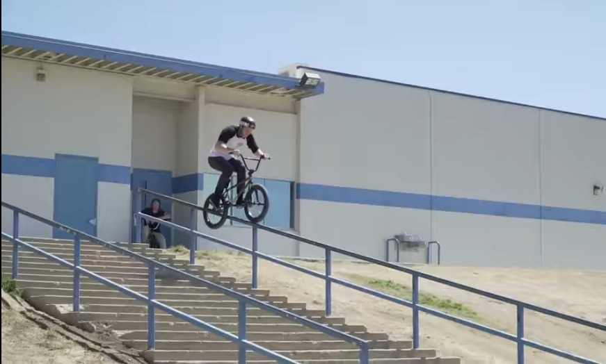 COLONY BMX: 3 Weeks In California Outtakes