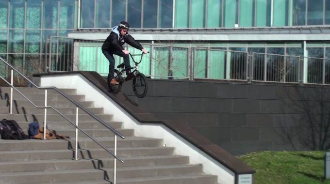 SOULCYCLE BMX/PRIMO: Joeri Veul