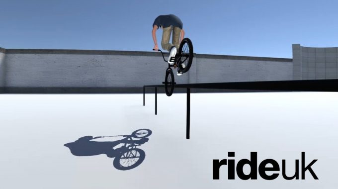 BMX STREETS: New BMX Game - Test Footage
