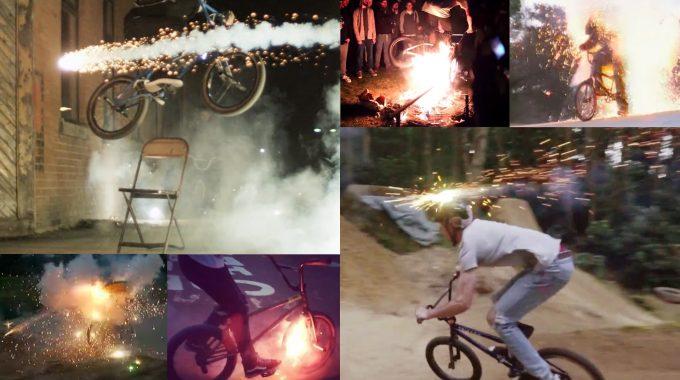 BMX & FIREWORKS: 10 Dangerous Times