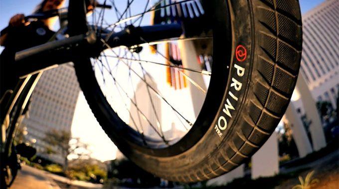 PRIMO BMX: Ty Morrow Tyre Promo