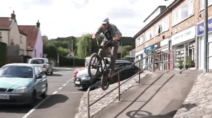 CRUCIAL BMX: Will Bennett 2016 Team Video