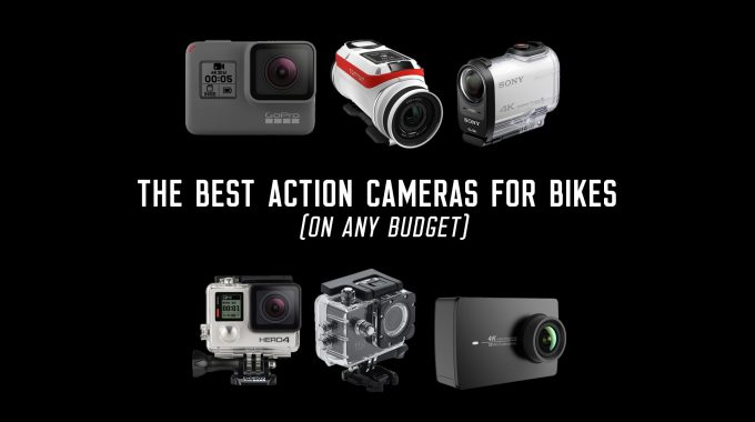 TECH IT: The Best Action Cameras for Bikes - On Any Budget