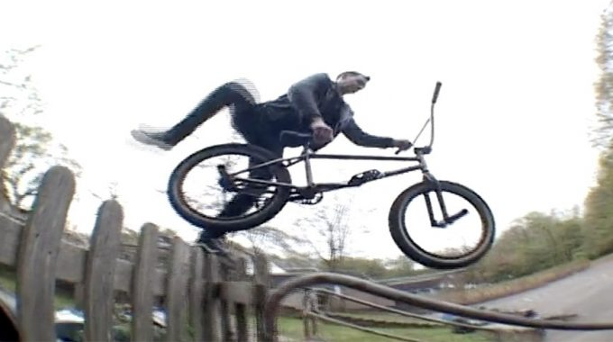 SOUTH COAST BMX: Ben 'BOMBER' Counter