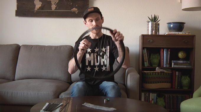 DAN FOLEY: How To Build A Wheel