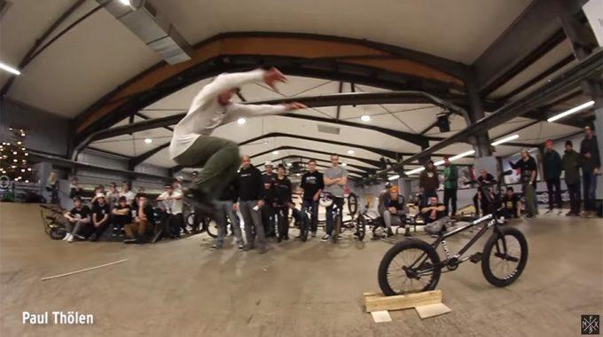 FREEDOM: Xmas Jam 2016 - Aurich Skatepark