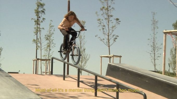 JORIS COULOMB: How To Rail Ride