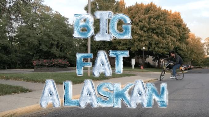STEVEN HAMILTON: Big Fat Alaskan