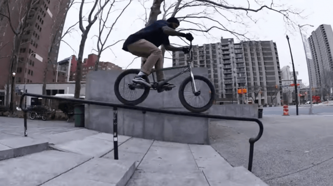 ANIMAL BIKES: Markus Hoyte - Welcome to the Team