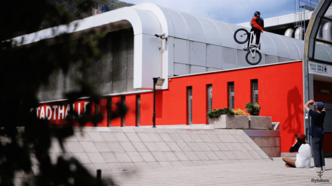 FLY BIKES: Stefan Lantschner - Go With The Flow