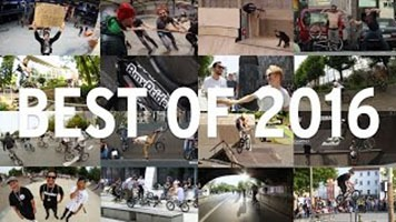 FREEDOM BMX: Best of 2016