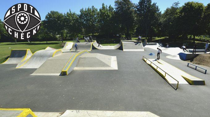 SPOT CHECK: Worthing Skatepark