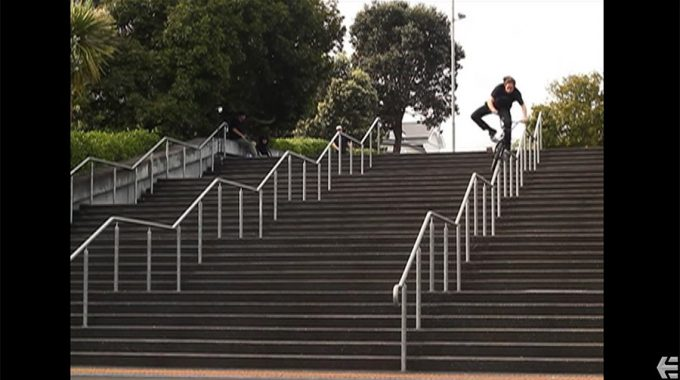 ETNIES: Matt Allpress - Welcome To The Team