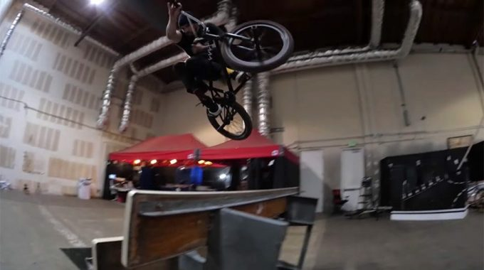 CULT CREW: Vans Warehouse Session