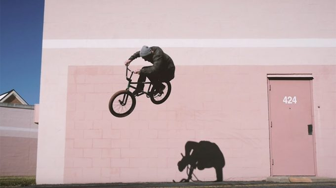 DAN FOLEY: Ride a Wall