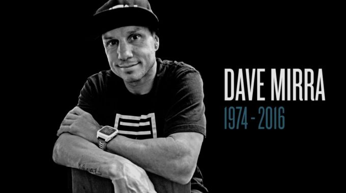 X GAMES: Remembering Dave Mirra