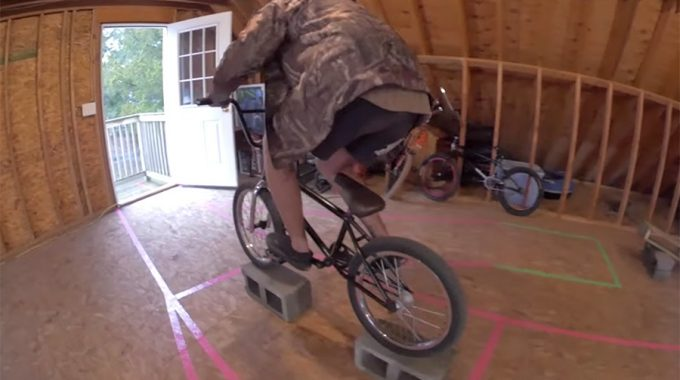 SCOTTY CRANMER: Obstacle Course Back Home
