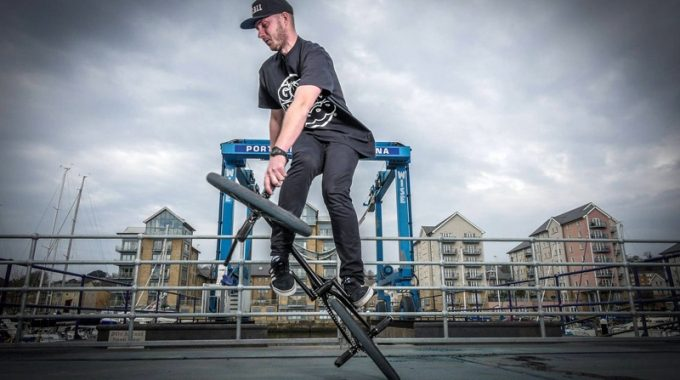 UK FLATLAND BMX CHAMPIONSHIPS 2017: This Weekend at Bike Expo