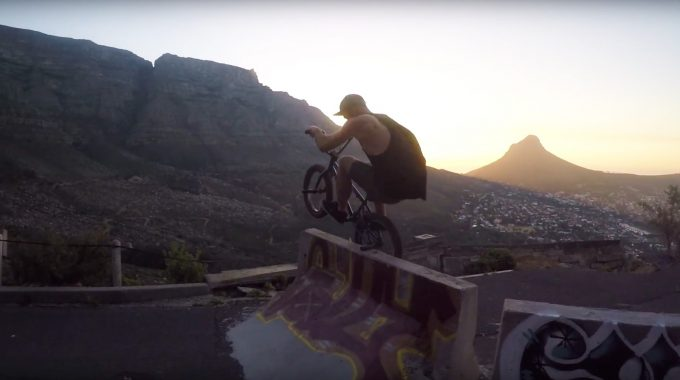ISAAC LESSER: Cape Town Adventure