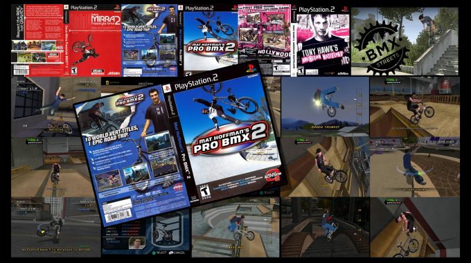 THE GREATEST BMX GAME, EVER? – Part Two