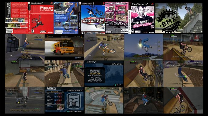 THE GREATEST BMX GAME, EVER? - Part One