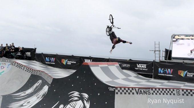 DAN FOLEY: Vans BMX Pro Cup Australia - Finals